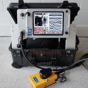 MALA CX12 Concrete Scanner